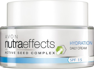 Avon NUTRAEFFECTS HYDRATION DAILY CREAM SPF15