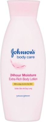 Johnsons Body Care 24h Extra Enrich Body Lotion