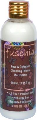 Fuschia Rose & Geranium
