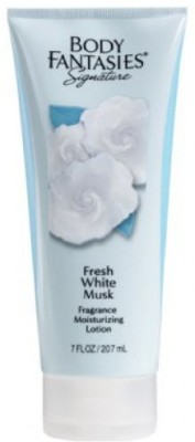 Body Fantasies ¨ Signature Fresh White Musk Moisturizing Lotion
