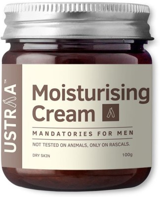 USTRAA by HAPPILY UNMARRIED Ustraa Moisturising Cream - Dry Skin