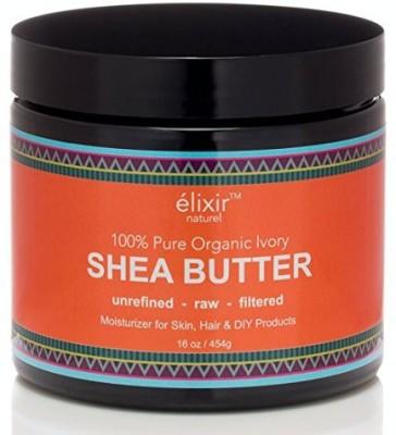 Aclixir Naturel Elixir Best Organic Ivory African Shea Butter(454 g)