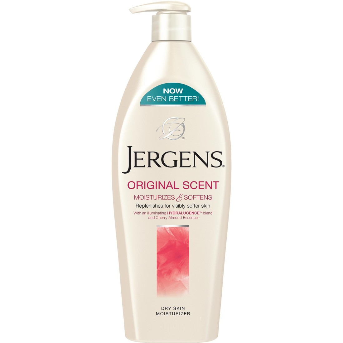 Jergens Original Scent Moisturizes & Softens Body Lotion