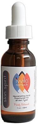 Iwilla Remedy Skin Spirit Face Moisturizer. Glass Bottle.