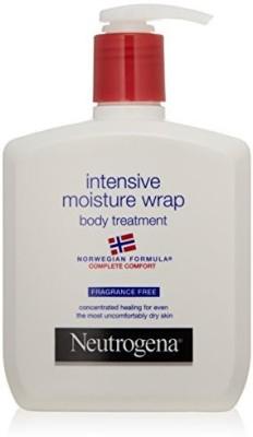 Neutrogena Norwegian Formula, Intense Moisture Wrap, Body Treatment, Fragrance Free