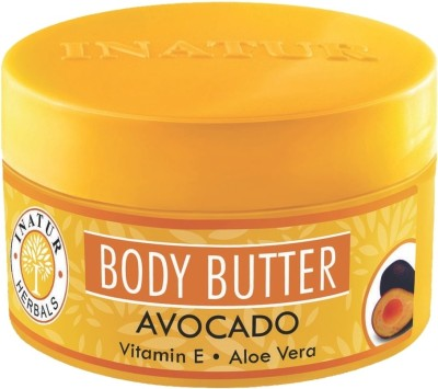 Inatur Herbals Avocado Body Butter