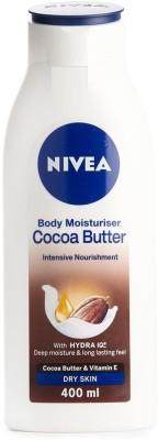 Nivea Body Moisturiser Cocoa Butter Lotion