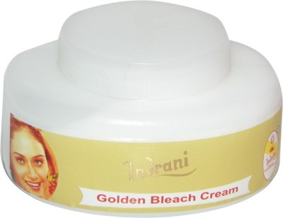 Indrani GOLDEN BLEACH CREAM(100 g)