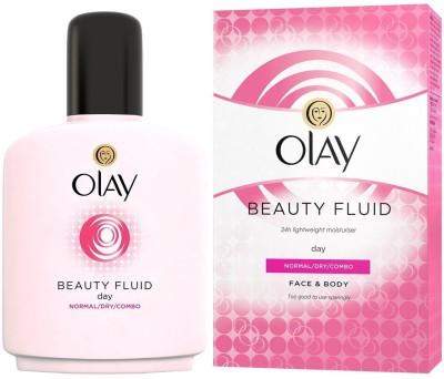 Olay Beauty Fluid 24h Lightweight Moisturiser (Normal/Dry/Combo Skin)(99 ml)