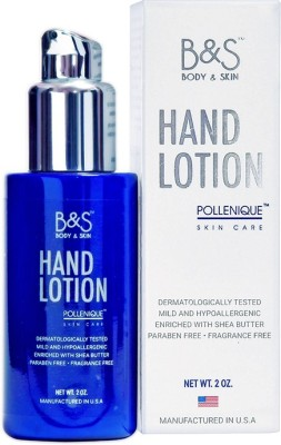 B&S BODY & SKIN Hand Lotion