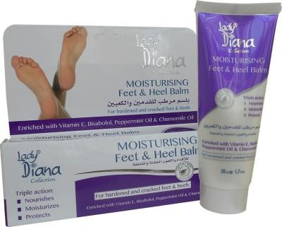 Lady Daina Moisturizing Feet & Heel Balm
