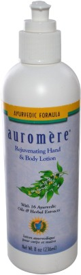 Auromere Rejuvenating Hand & Body Lotion, Ayurvedic Formula
