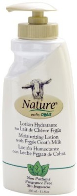 Newborn NatureCanus Lotion, Fragrance Free