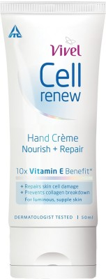 Vivel Cell Renew Nourish and Repair Hand Creme