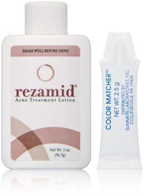 Summers Laboratories Rezamid Acne Treatment Lotion