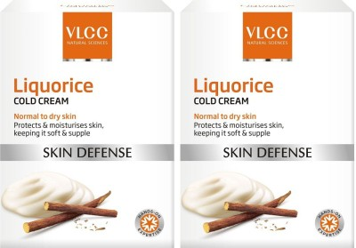 VLCC Liquorice Cold Cream (Pack of 2)