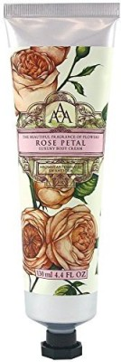Aromas Artisanales de Antigua AAA Floral Rose Petal Luxury Body Cream