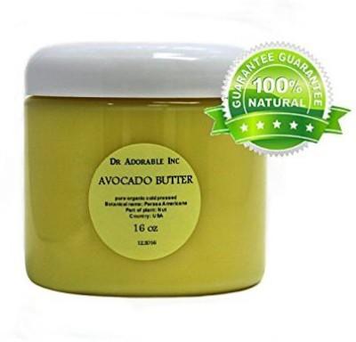 Dr Adorable Avocado Butter Pure Organic Refined RawDr.Adorable