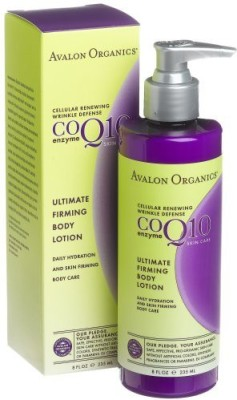 Avalon Organics ultimate firming body lotion