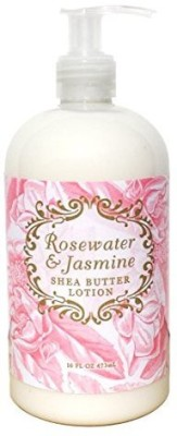 Greenwich Bay Trading Company Rosewater & Jasmine Shea Butter Hand & Body LotionGreenwich Bay Trading Co.