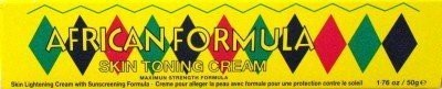 African Formula skin tone creme 1.76 oz.