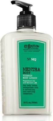 C. O. Bigelow Mentha Vitamin Body Lotion - No. 1412
