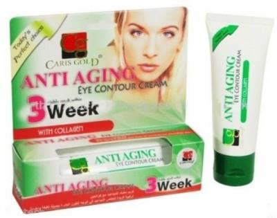Caris Gold Thai Anti Aging Eye Contour Cream Moisturizer Nourishing Dark Circles