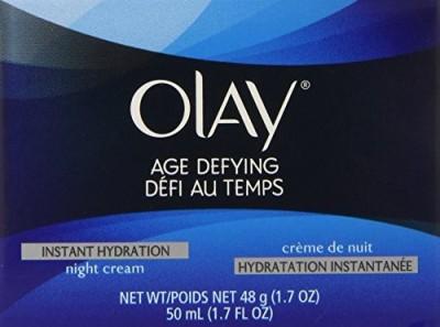 Olay Age Defying Instant Hydration Night Cream