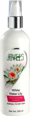 Jovees White Water Lily Moisturizing Lotion(200 ml)