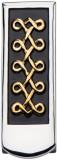 Inox Jewelry SSM11516 Stainless Steel Mo...