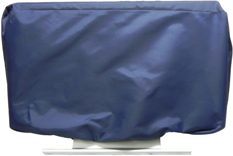Toppings Premium Quality Dust Proof Cover for 15.6 inch LCD / LED Monitor  - Micromax15.6inch(Blue)