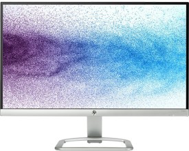 HP 21.5 inch Full HD LCD - 22ES Monitor(Black)