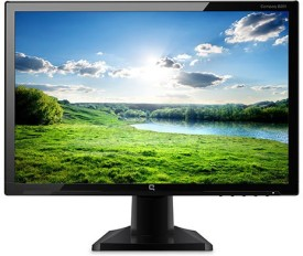 Compaq 19.5 inch WXGA+ LED - B201  Monitor(Black)