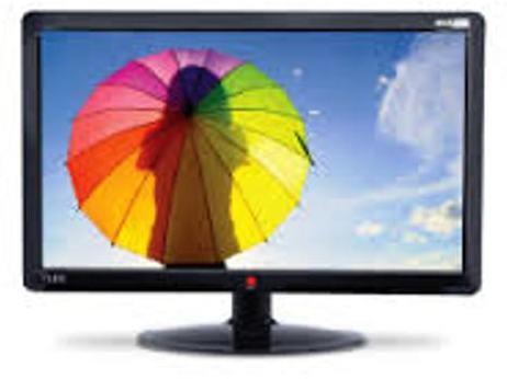 Iball 15.6 inch LED - 1607V  Monitor(Black) image