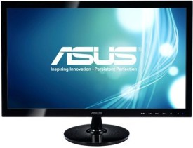 Asus 21.5 inch Full HD LED - VS229HA Ultra Wide  Monitor(Black)