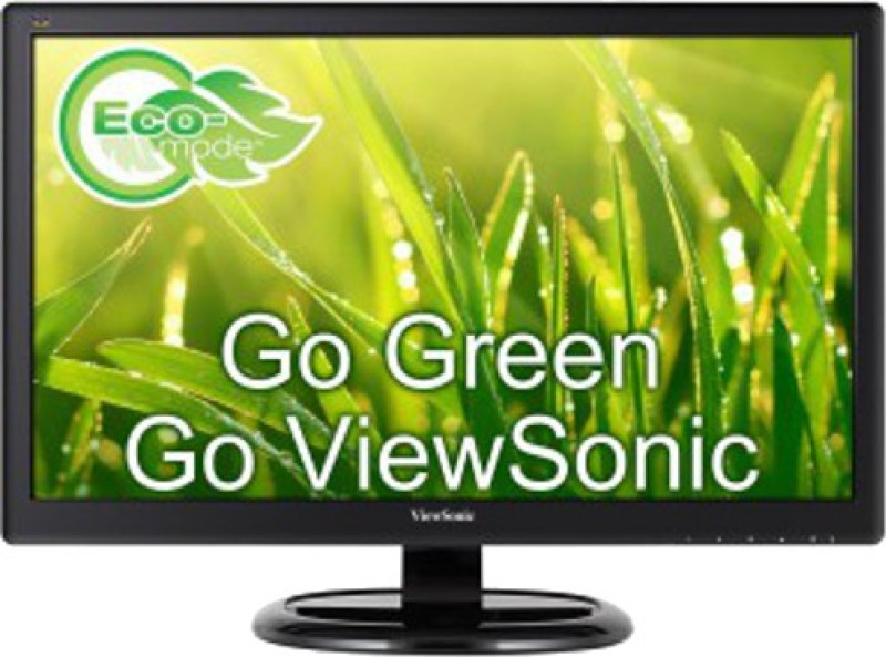 Viewsonic 22 inch Full HD LED Backlit LCD - VA2265SH  Monitor(Black)