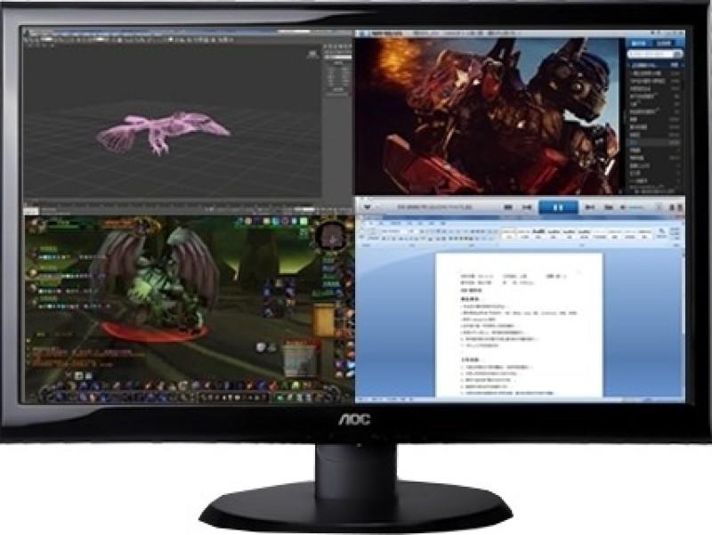 AOC 18.5 inch LED Backlit LCD -e950SwMonitor