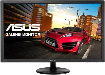 Asus 21.5 inch Full HD LED - VP228H Monitor(Black, Grey)