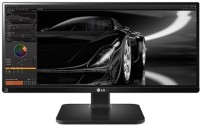 LG 25 inch Full HD LED - 25UB55 UltraWide  Monitor(Black)