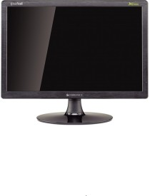 Zebronics 16 inch Full HD LED - ZEB-16A Monitor(Black)