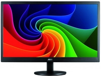 AOC 19.5 inch LED Backlit LCD - e2070Swn  Monitor