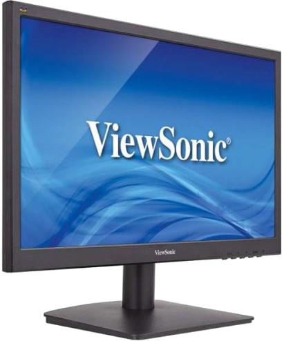 View Sonic 19 inch HD LED Backlit LCD - VA1903A  Monitor(Black) image
