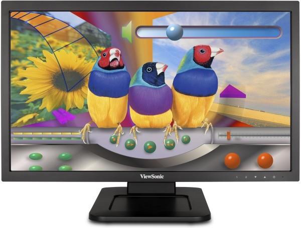 View Sonic 22 inch Full HD LED - TD2220-2  Monitor(Black) image
