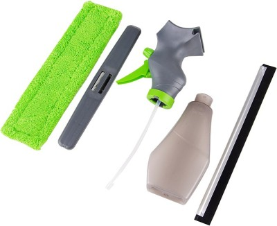Home Genie 3 In 1 Ultra Cleaner- Spray, Sponge Wipe Sponge Mop