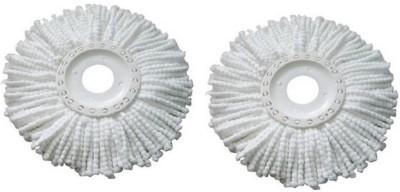 Glitter Wet & Dry Mop(White)