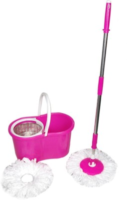 Lovato Easy Pink Wet & Dry Mop