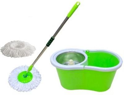 DEALSNBUY Wet & Dry Mop