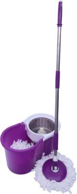 Easy Mop Wet & Dry Mop(Purple 1.27 m)