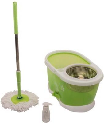 Zavia Green Steel Mop Set