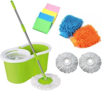 Funtabulas Combo Cleaner Mop Set